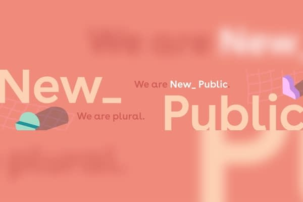 Join a community of thinkers, designers and technologists building the digital public spaces of the future.