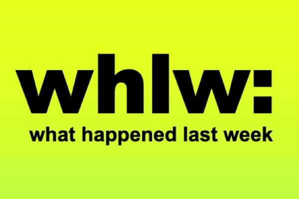whlw: what happened last week? is a quick, critical, no-bullshit world news summary curated by a real human