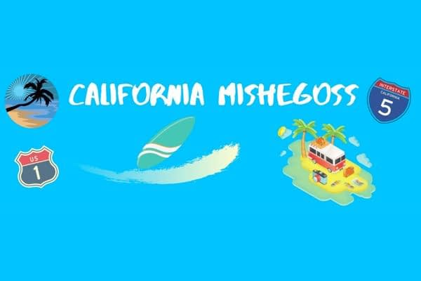 A newsletter about California culture, alternative news, and anything that is defined by mishegoss.