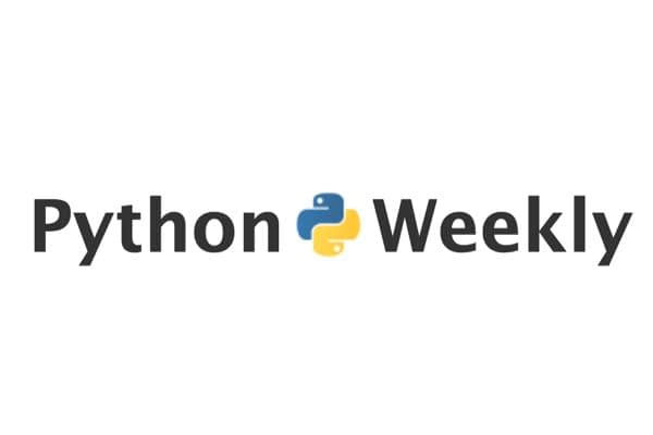 A free weekly newsletter featuring the best hand curated news, articles, new releases, tools and libraries, events etc related to Python.