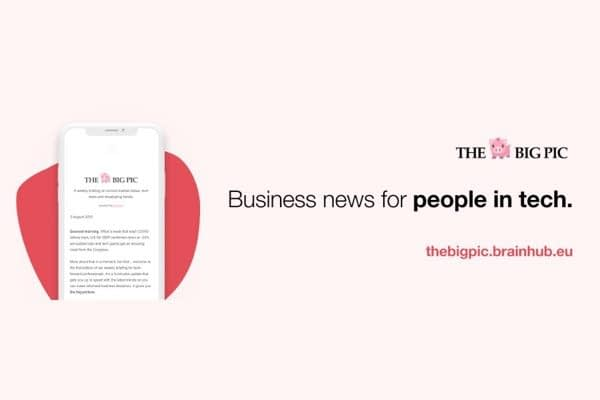<p>Every Monday get one email that takes you through the news shaping the tech world.</p>