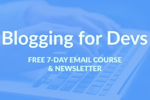 Learn how to grow your blog strategically as a developer.