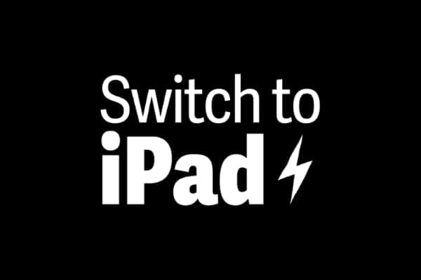 Join me in the journey to going iPad only, and get a better computing life.