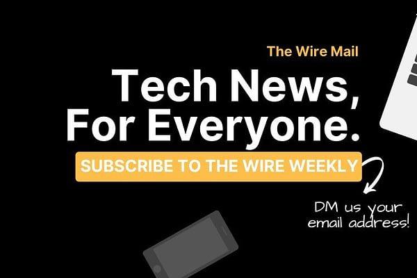 Tech news summarised in bullet points