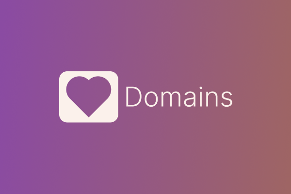 A daily newsletter that shares 3 domain names to your inbox that are brandable and affordable. ❤️