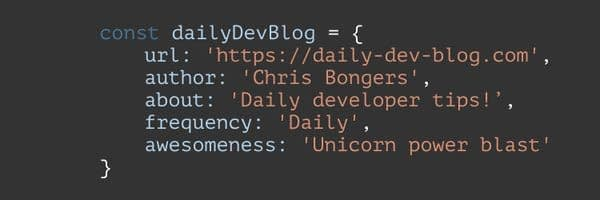 A Daily Development Tip right in your inbox!