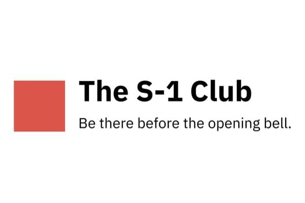 <p>The S-1 Club exists to provide accessible analysis of game-changing companies before they IPO.</p> <p>We do that by bringing together the sharpest investors, operators, analysts, and academics to dissect the most significant S-1 filings. Then we share our thoughts publicly. All so you can be in the know, before the opening bell.</p>