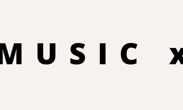 The MUSIC x newsletter covers what impacts music's future: from technology, to the pandemic, to the climate crisis.
