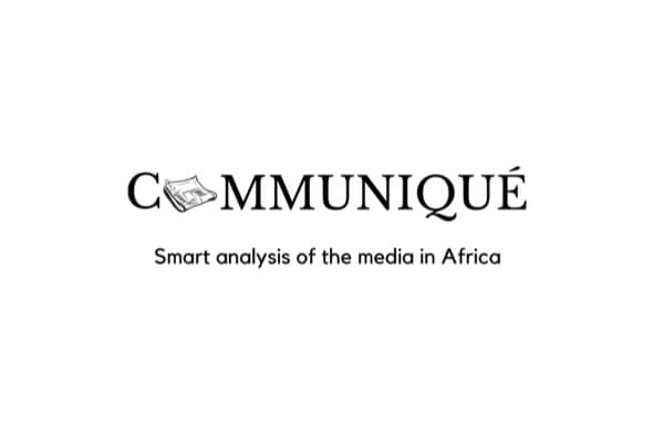 <p>Smart analysis of the media in Africa</p>