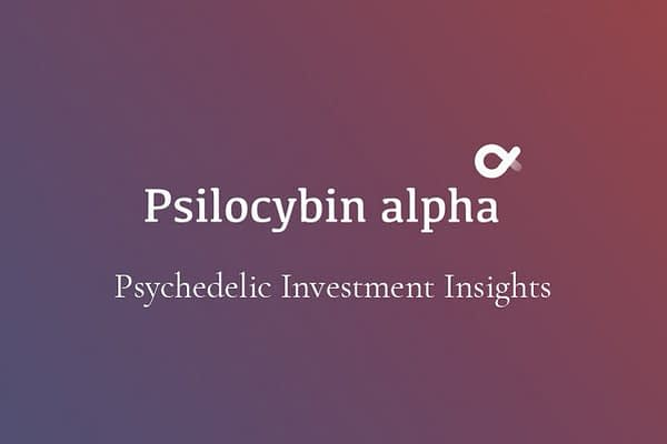 The definitive resource for investors in the emergent psychedelic medicine sector. Cut through the shroom stock noise with exclusive news, interviews, data and private financing opportunities.