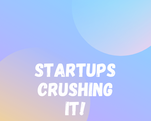 Discover tomorrow's winning startups today