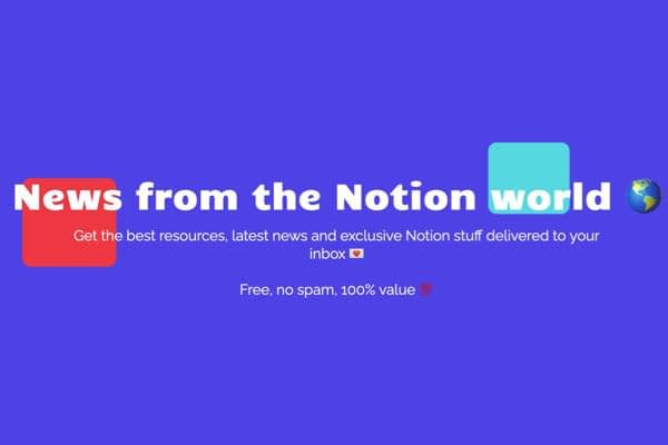 Notion Expert is a hand curated directory of the best resources for Notion users.Easily find what you need to become a NotionExpert!