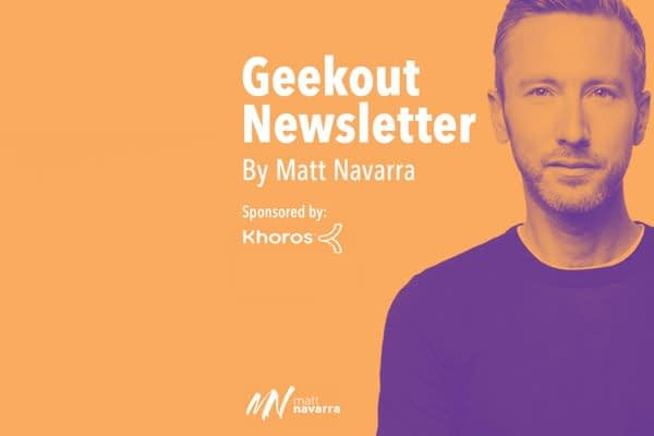 The ultimate newsletter for social media managers...and geeks!