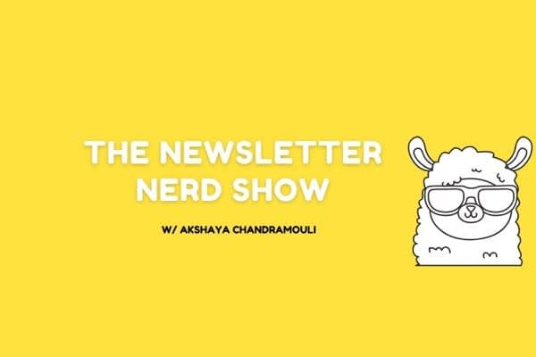 A podcast show that celebrates stories of independent newsletter creators across the globe.