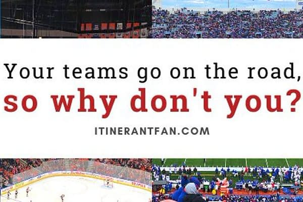 Sharing tips, tricks and advice to help fans get the most out of their sports travel experiences.