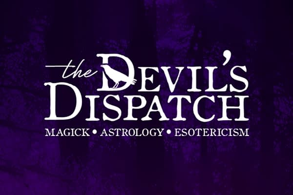 <p>The Devil's Dispatch is a weekly free newsletter about astrology, magick, the occult, and tarot. Subscribe and get interesting posts directly in your inbox weekly, where I talk about movies, gematria, cards, and quantum consciousness.</p>