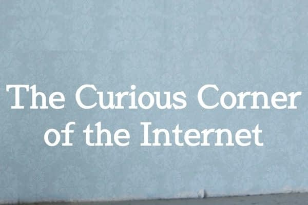 Every month you will get a bunch of links sourced from the most curious corners of the web. I