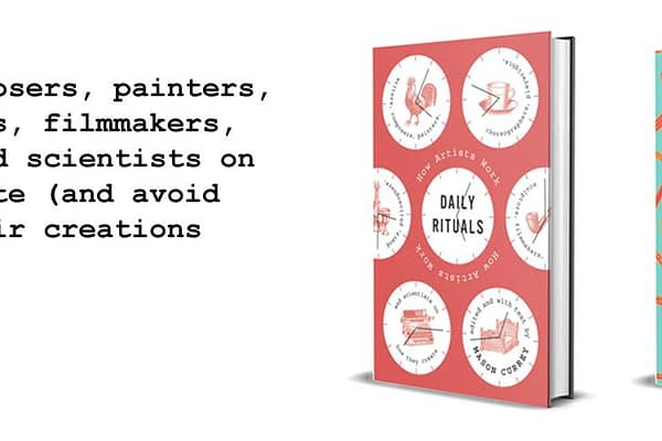 <p>From the author of the Daily Rituals books, a weekly newsletter on routines, rituals, and wriggling through a creative life.</p>